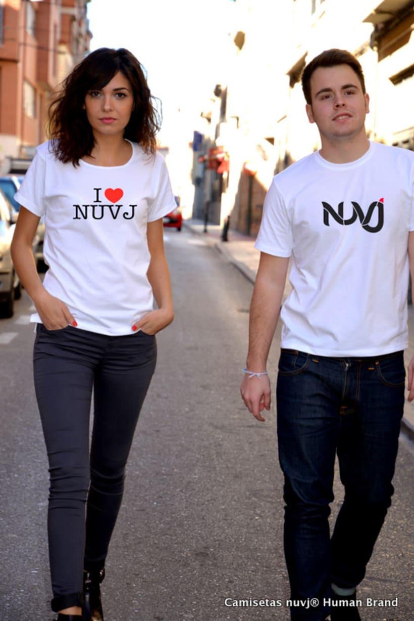 Nuevas camisetas nuvj con Mireia Blanes. 4
