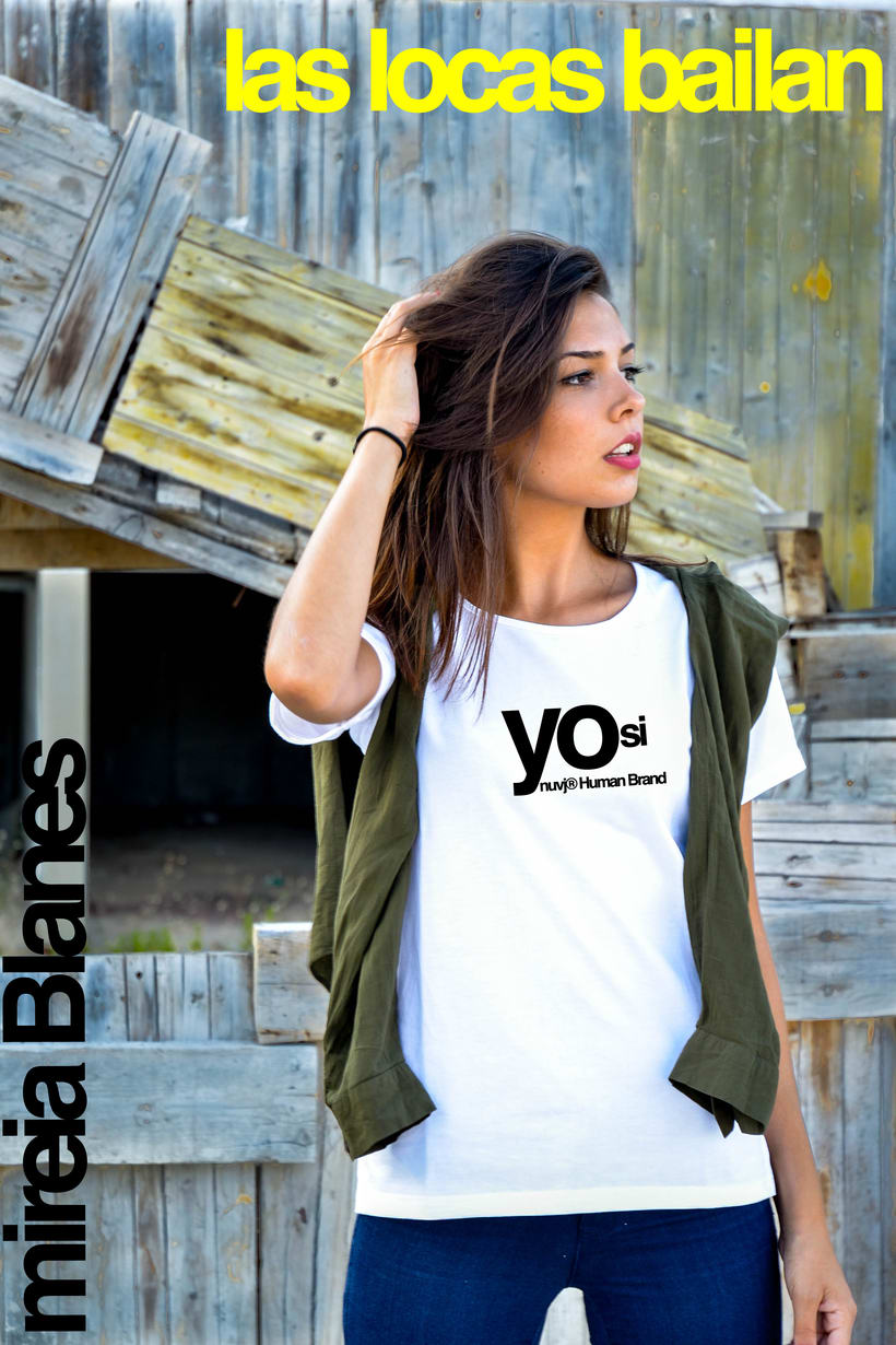 Nuevas camisetas nuvj con Mireia Blanes. 6