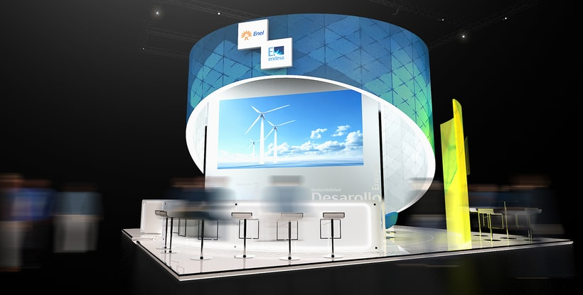Stand Enel / Endesa 2