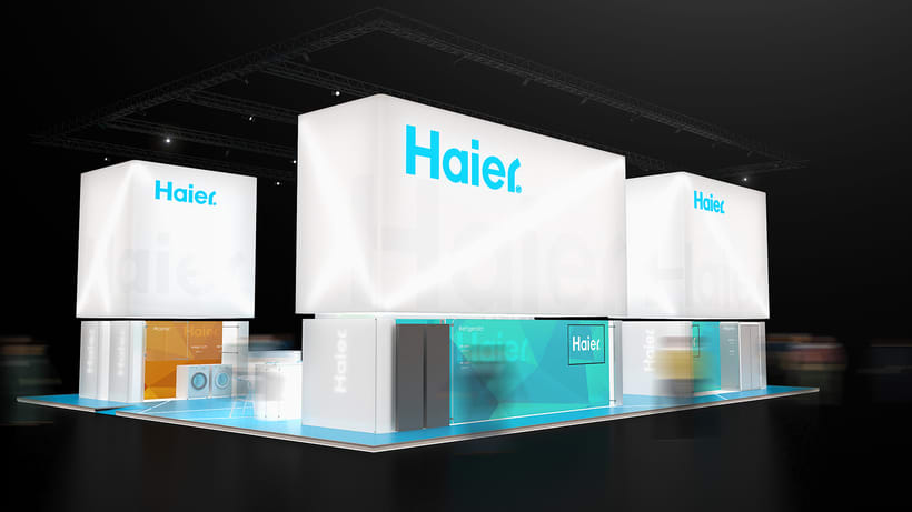 Stand Haier 3