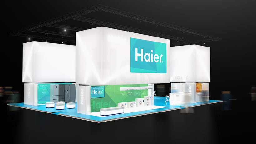 Stand Haier 8