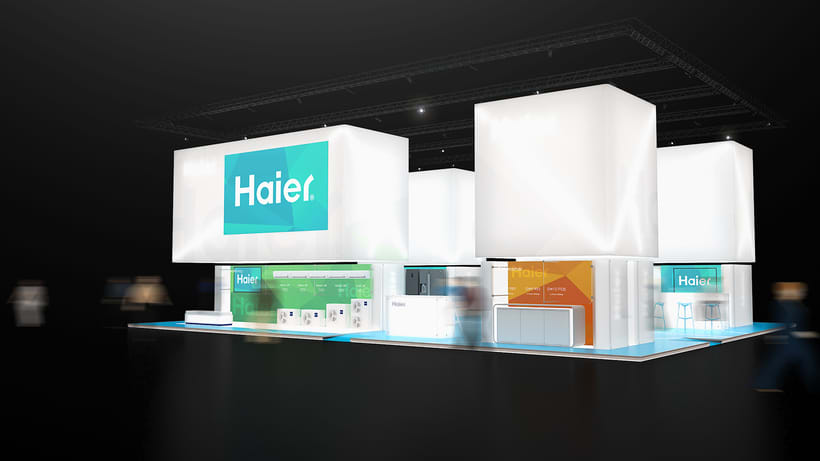 Stand Haier 9