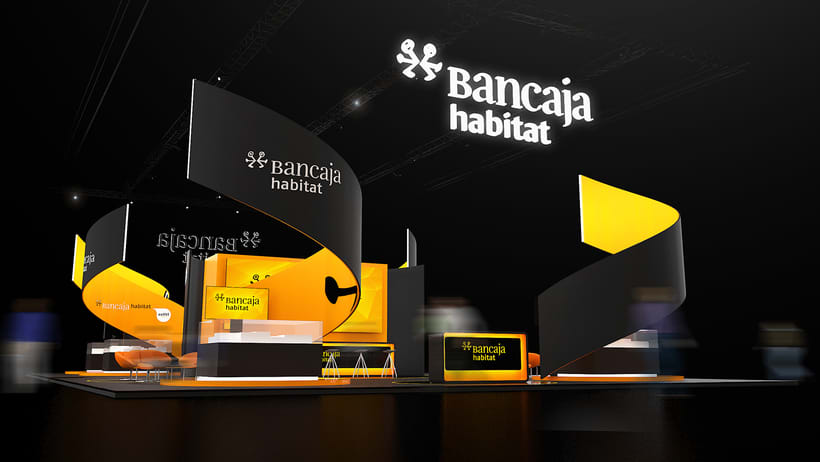 Stand Bancaja Sima 2