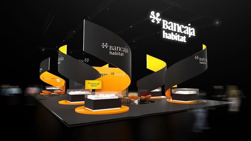 Stand Bancaja Sima 4