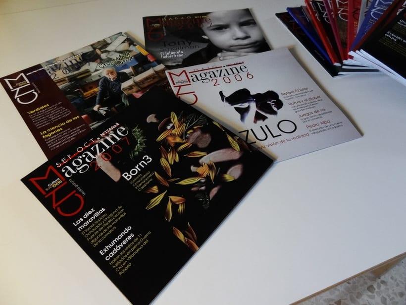Revista CNM Magazine 1