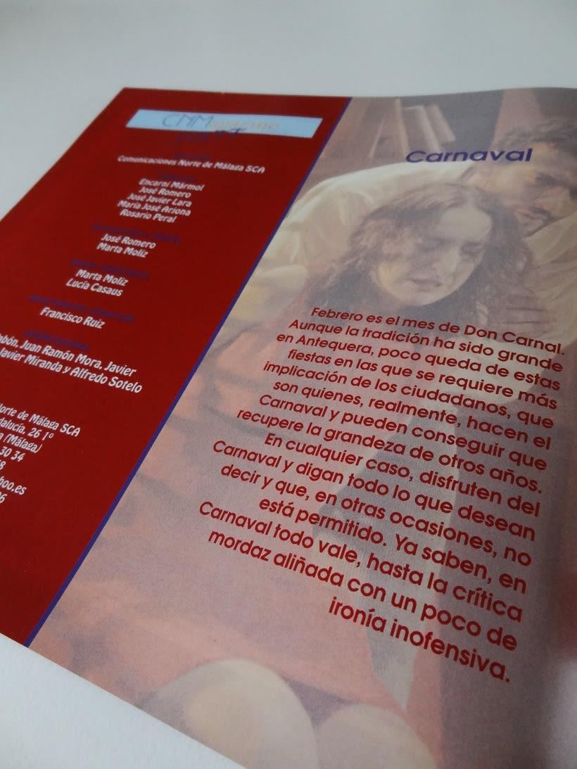 Revista CNM Magazine 10