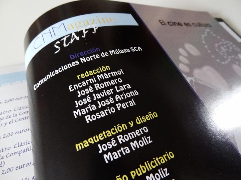 Revista CNM Magazine 12