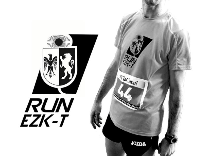 diseño logo RUN-EZKABARTE 0