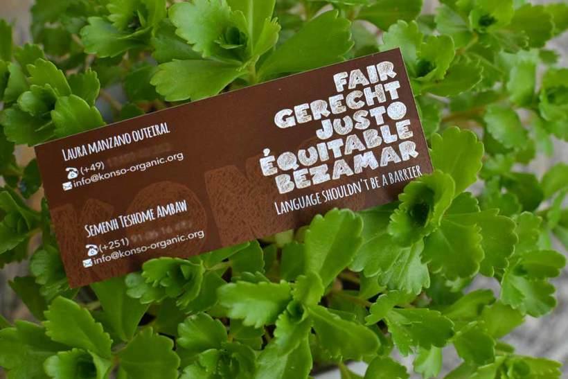 Konso Organic branding & web 3