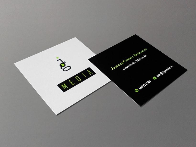 Personal Branding: jgmedia.es 1