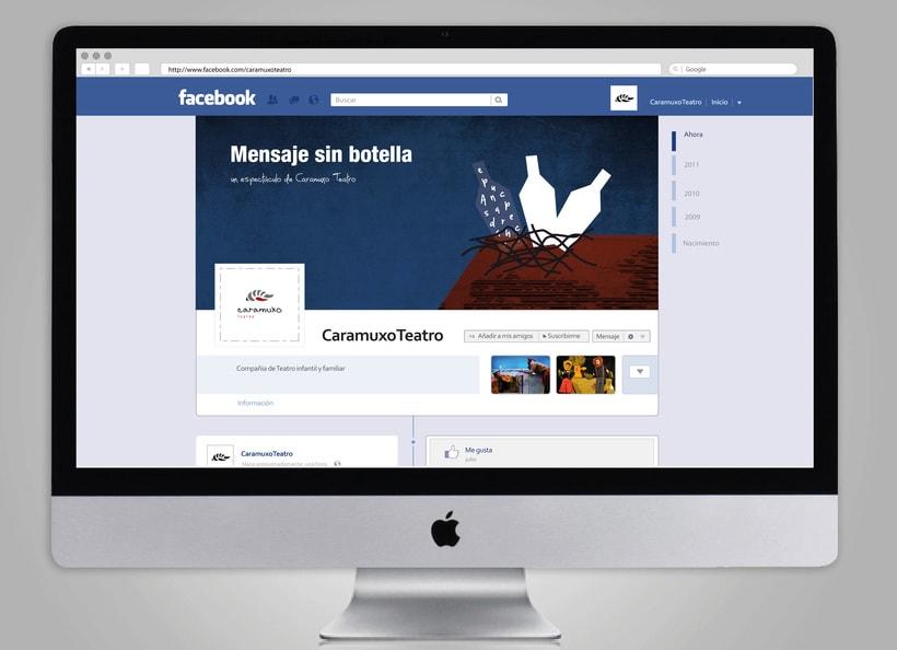 Advertising Campaign: Caramuxo Teatro 14