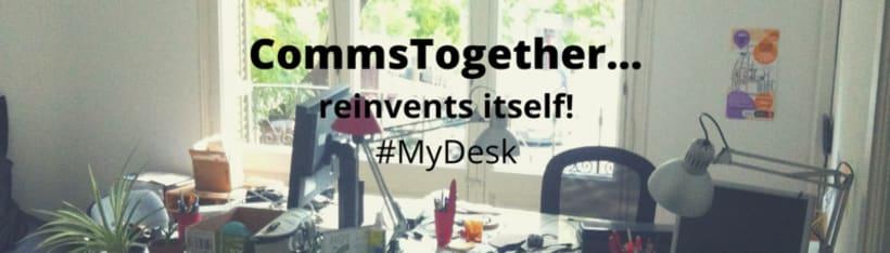 #ProfesionalDigital? participa en un estudio sobre profesionales digitales y coworking (#MyDesk survey) 1