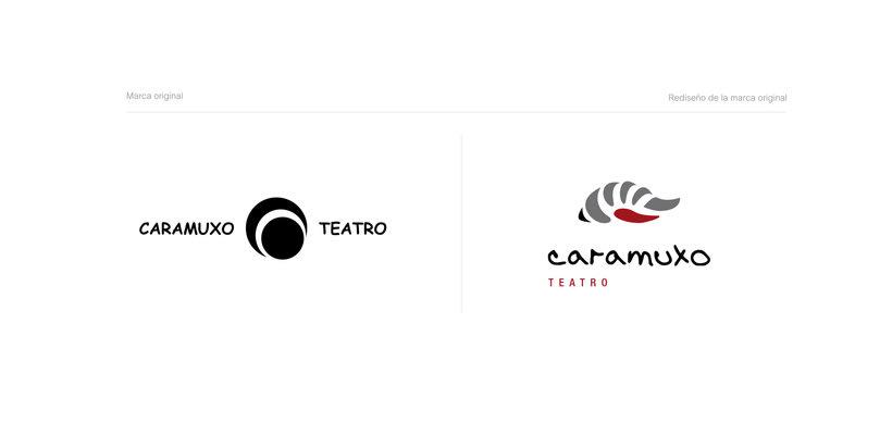 Brand Redesign: Caramuxo Teatro 0