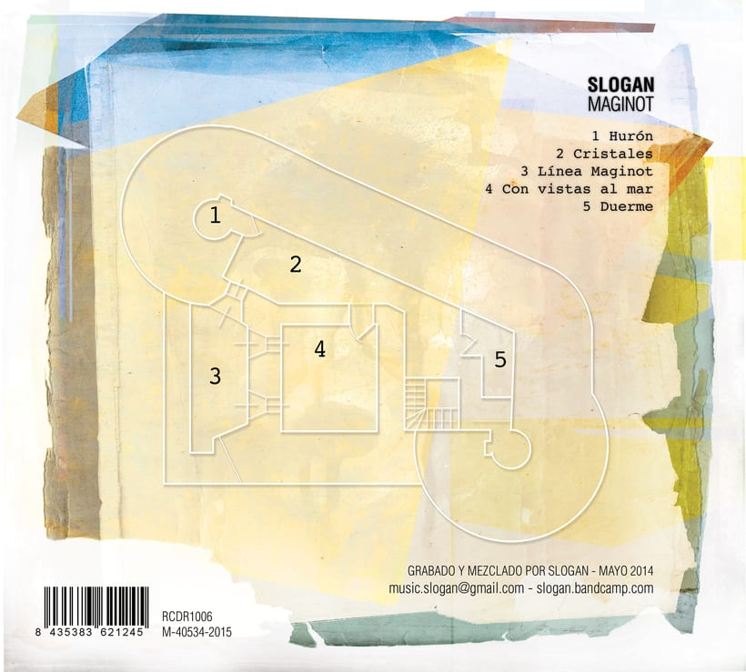 Slogan - Maginot (EP) 2