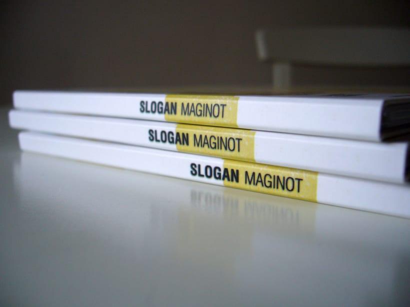 Slogan - Maginot (EP) 5
