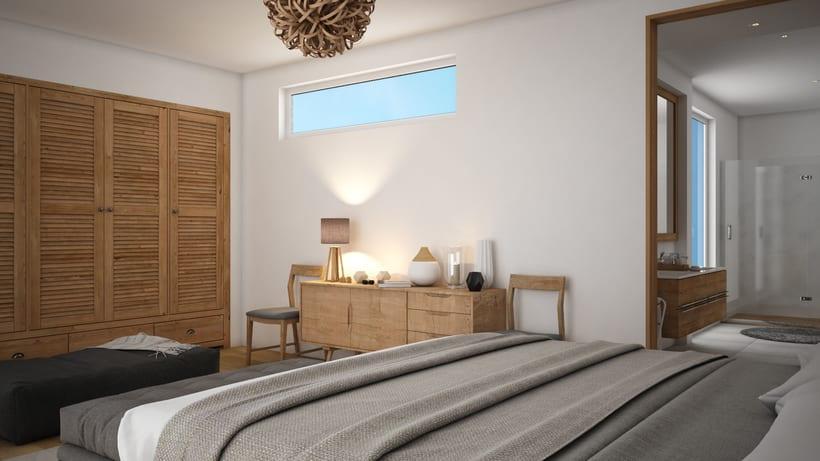 Dormitorio 3D 2