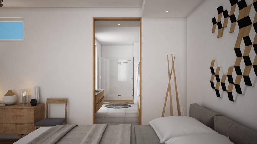 Dormitorio 3D 4
