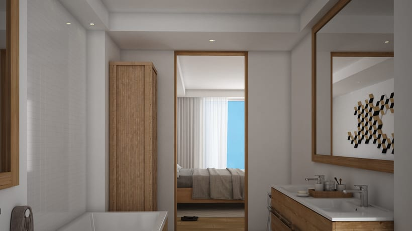 Dormitorio 3D 5