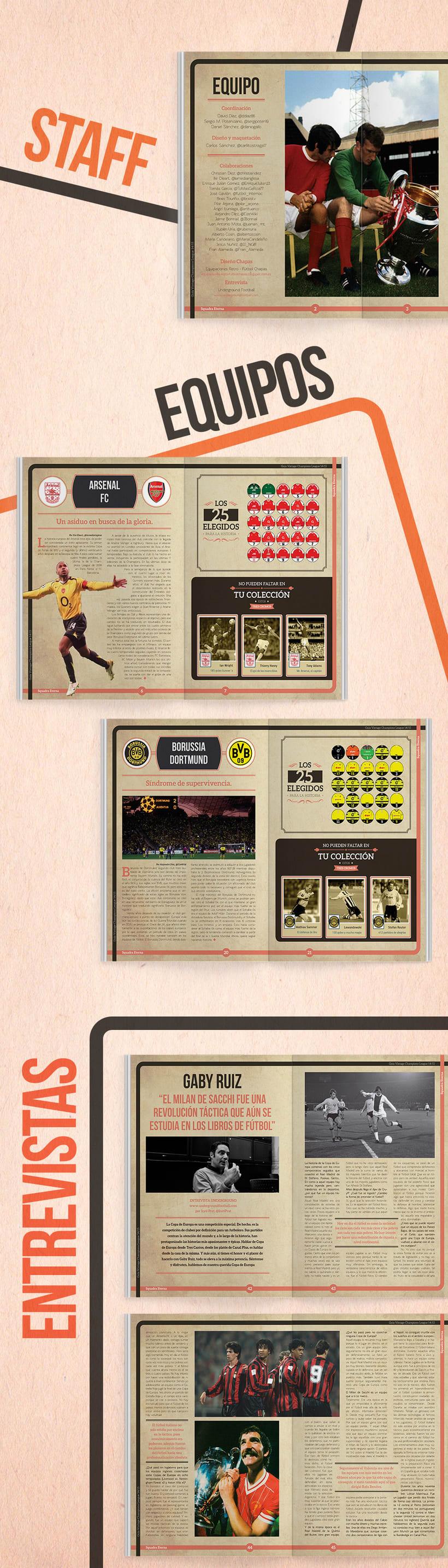Revista Champions League 1
