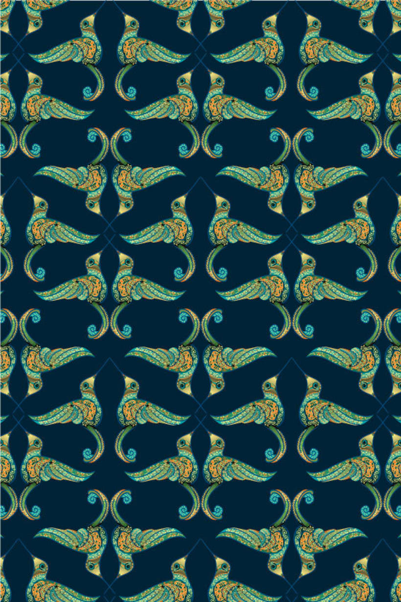 Diseño Textil-Patterns 6
