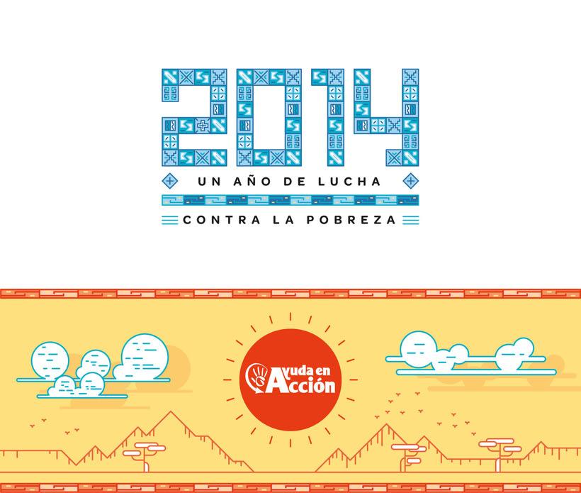 Memoria anual 2014 de Ayuda en Acción 0
