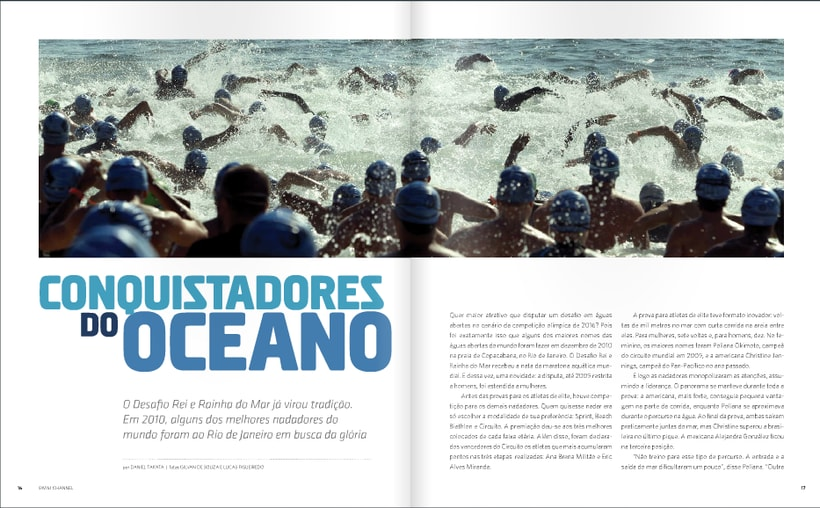 Revista SwimChannel 3