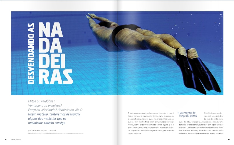 Revista SwimChannel 4