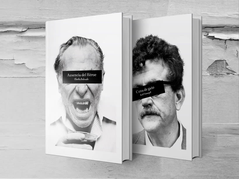 """REDISEÑO """"contraseñas"""" - Editorial Anagrama 3"""