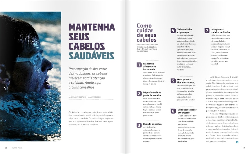 Revista SwimChannel 5