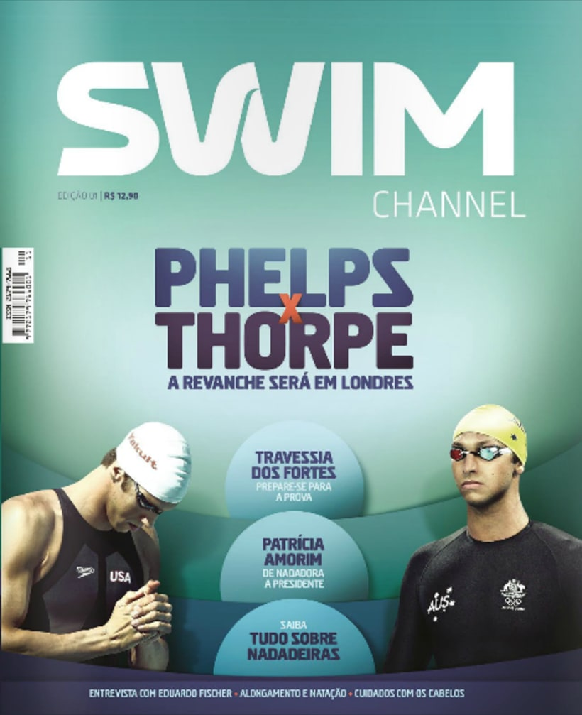 Revista SwimChannel 9