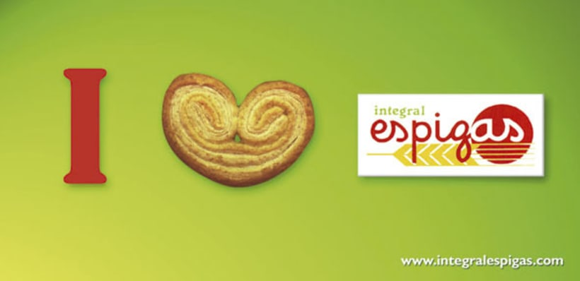 I love Integral Espigas 0