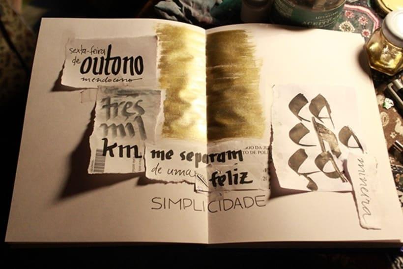 Lettering one soul | simplicidad 0