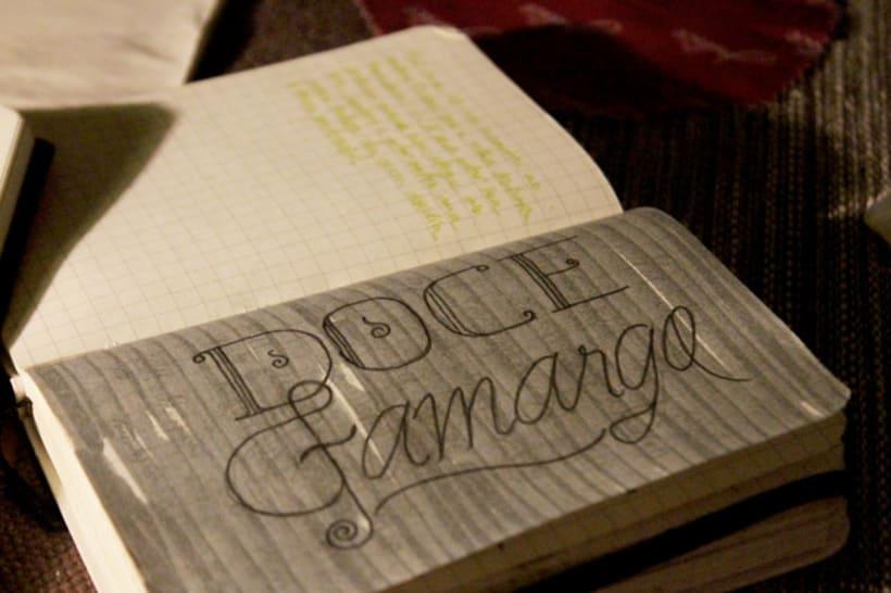 Lettering one soul | letras 5