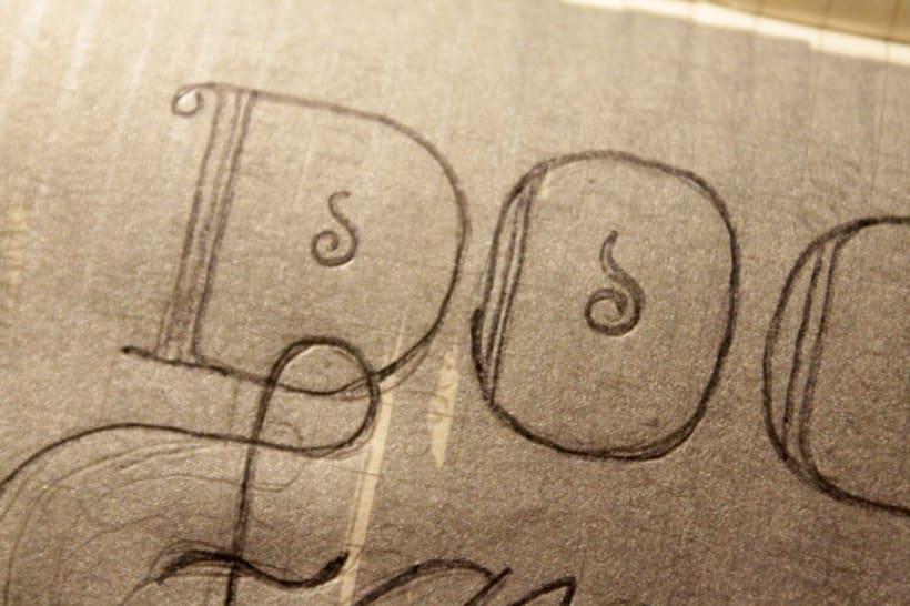 Lettering one soul | letras 7