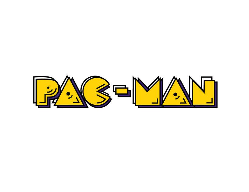 PACMAN animation 0