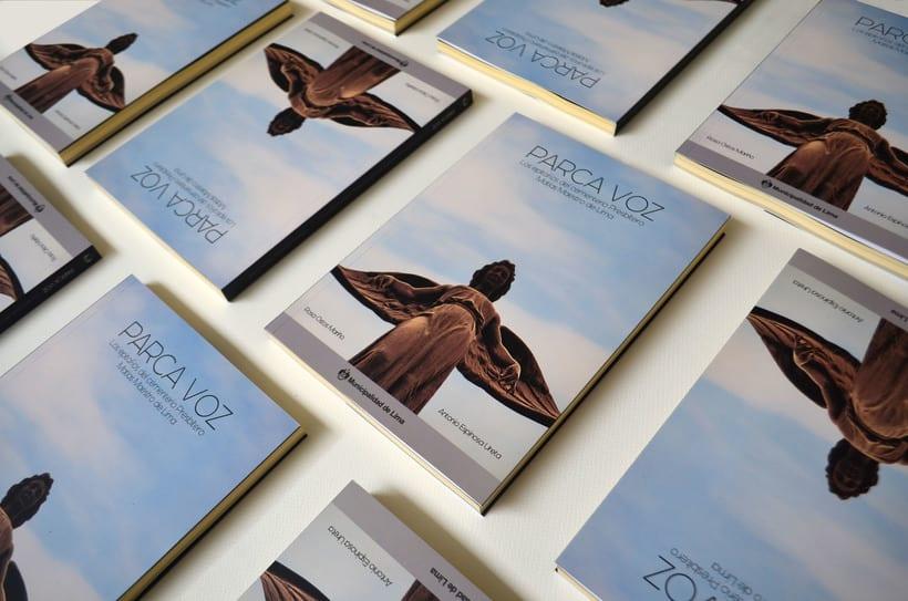 Parca Voz book 2