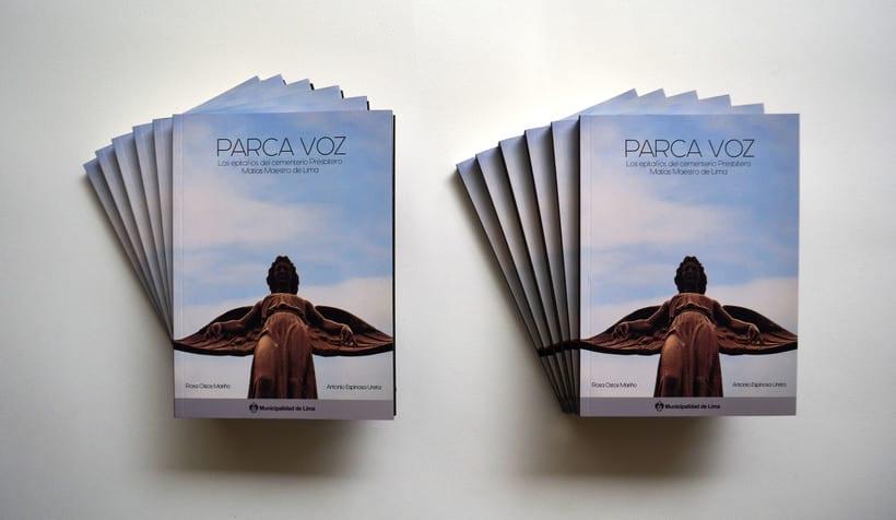 Parca Voz book 4