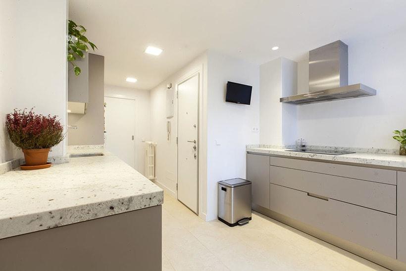 Reforma de vivienda en Madrid 3