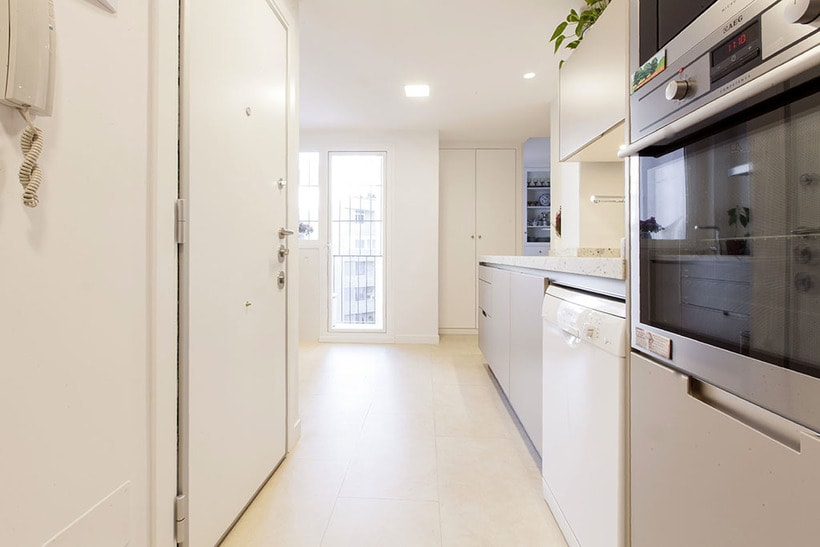 Reforma de vivienda en Madrid 4