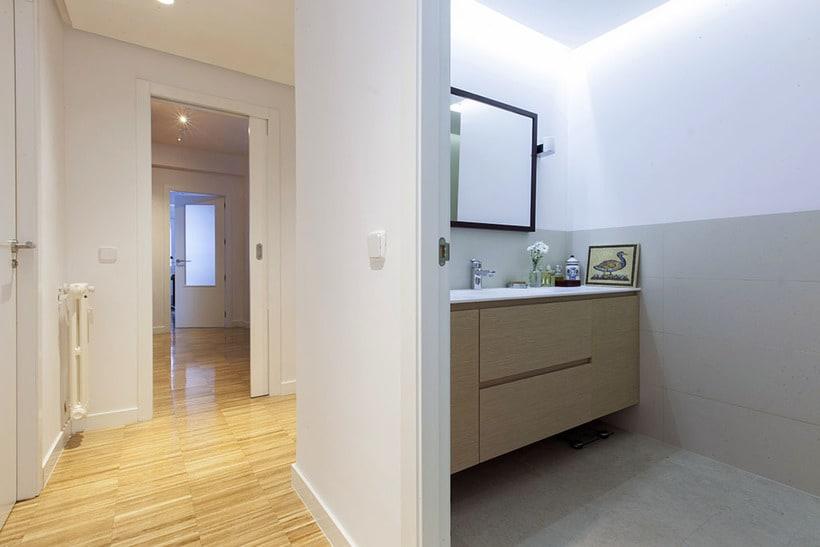 Reforma de vivienda en Madrid 20