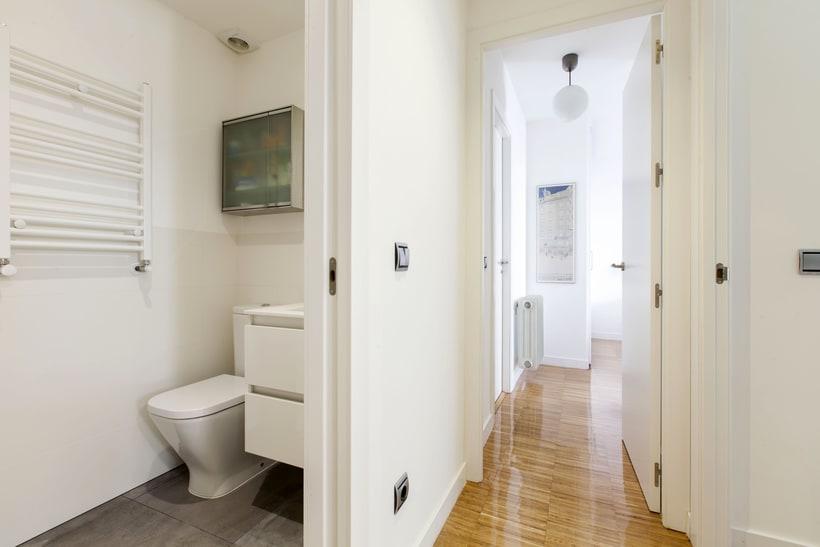 Reforma de apartamento en Madrid 0