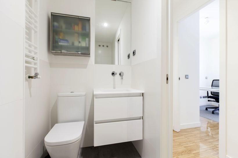 Reforma de apartamento en Madrid 1