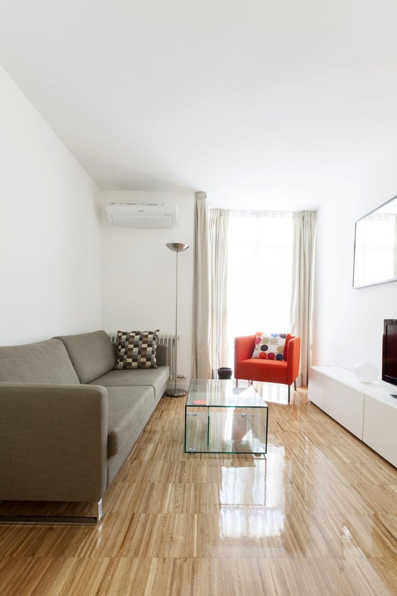 Reforma de apartamento en Madrid 5