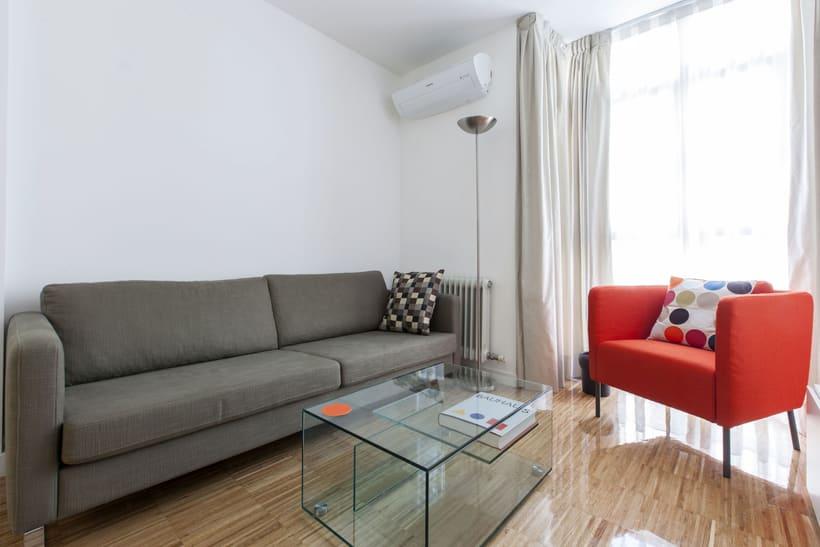 Reforma de apartamento en Madrid 6