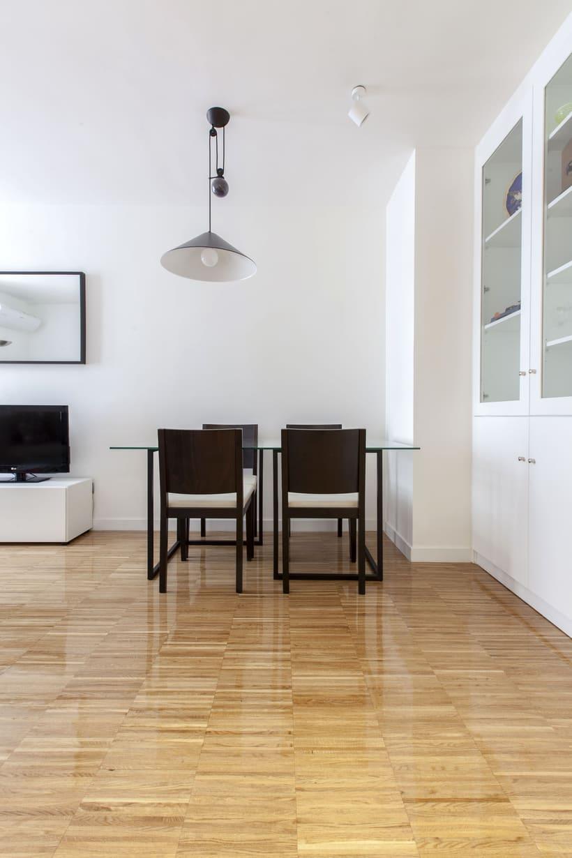 Reforma de apartamento en Madrid 8