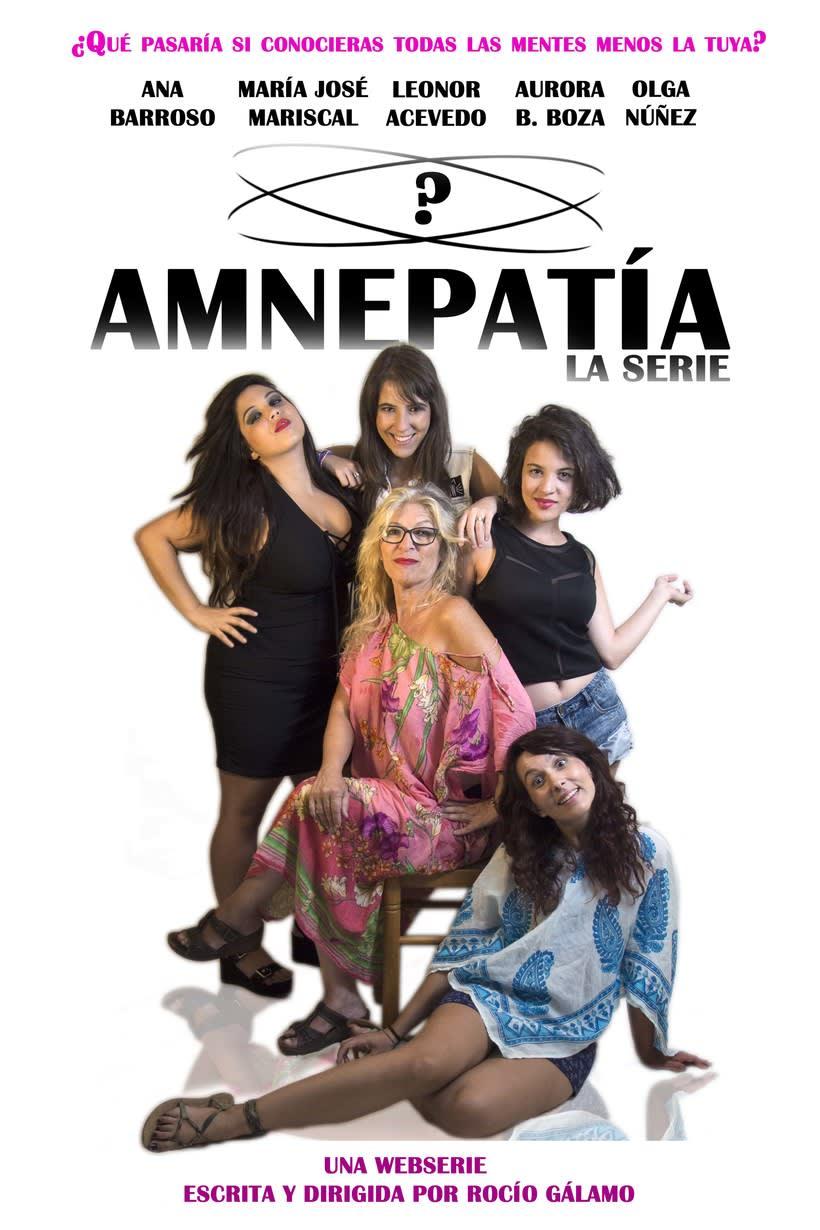 Amnepatía, una webserie como proyecto del curso de Malviviendo. 0