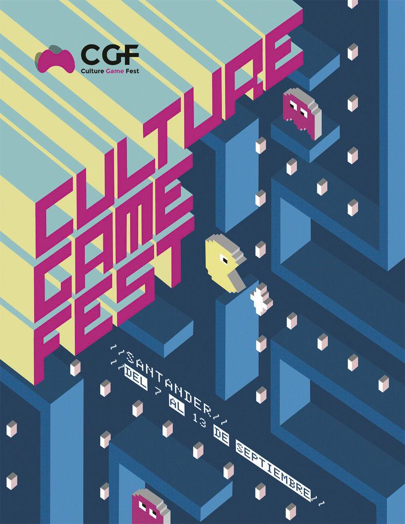 lustración y diseño_Culture Game Fest 2015 0