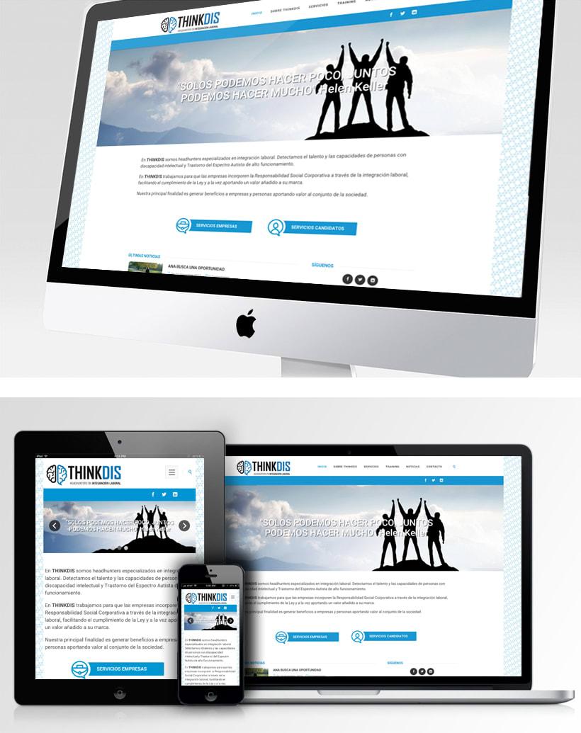 Diseño Web / Maquetación 0