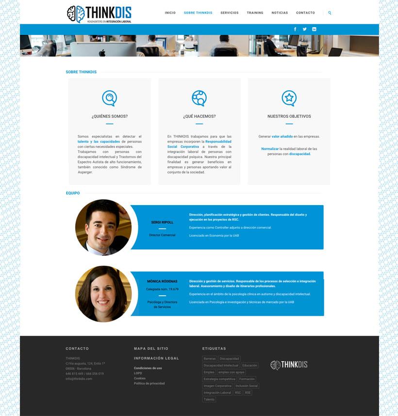 Diseño Web / Maquetación 1
