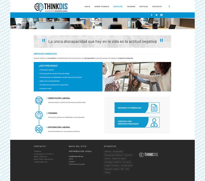 Diseño Web / Maquetación 2